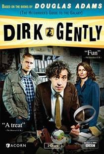Picture of a TV show: Dirk Gently