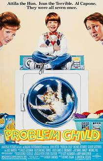 Picture of a movie: Problem Child