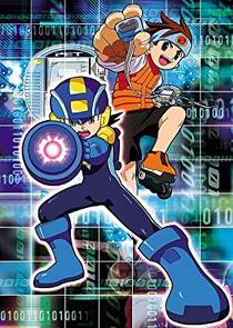 Picture of a TV show: Megaman: Nt Warrior
