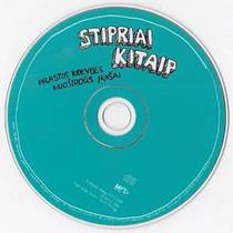Picture of a band or musician: Stipriai Kitaip