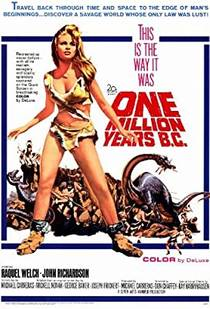 Picture of a movie: One Million Years B.C.