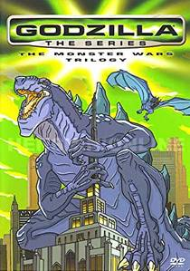 Picture of a TV show: Godzilla: The Series
