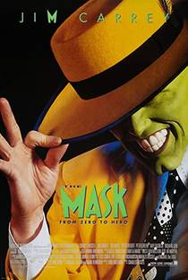 Picture of a movie: The Mask