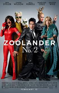 Picture of a movie: Zoolander 2