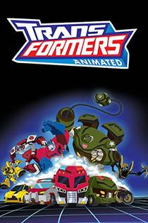 Picture of a TV show: Transformers: Animated