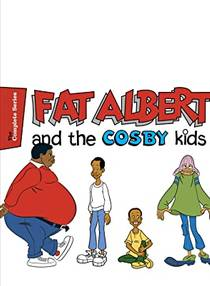 Picture of a TV show: Fat Albert And The Cosby Kids