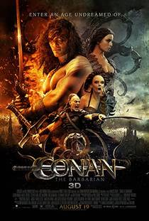 Picture of a movie: Conan The Barbarian