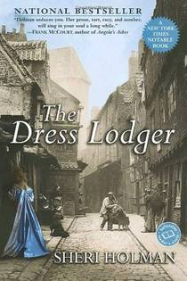Picture of a book: The Dress Lodger