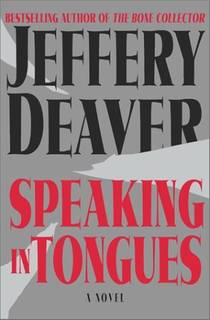 Picture of a book: Speaking In Tongues