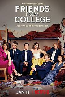 Picture of a TV show: Friends From College