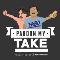 Picture of a podcast: Pardon My Take