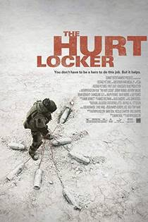 Picture of a movie: The Hurt Locker