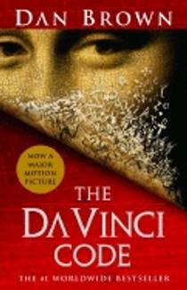 Picture of a book: The Da Vinci Code