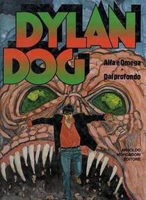 Picture of a book: Dylan Dog