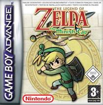 Picture of a game: The Legend Of Zelda: The Minish Cap