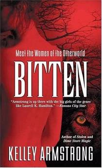 Picture of a book: Bitten