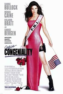 Picture of a movie: Miss Congeniality