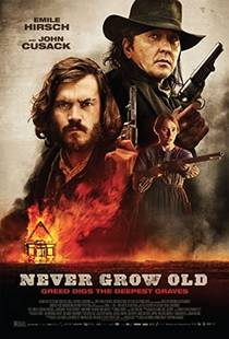 Picture of a movie: Never Grow Old