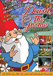 Picture of a TV show: David The Gnome
