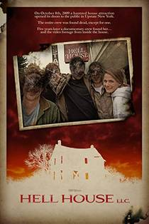Picture of a movie: Hell House Llc