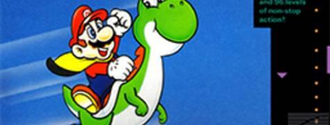 Image of Super Mario World