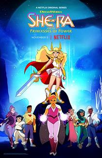 Picture of a TV show: She-Ra And The Princesses Of Power