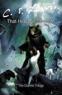 Picture of a book: That Hideous Strength