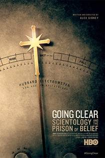 Picture of a movie: Going Clear: Scientology & The Prison Of Belief