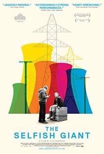 Picture of a movie: The Selfish Giant