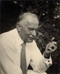 Picture of an author: C.G. Jung