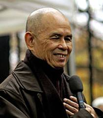 Picture of an author: Thich Nhat Hanh