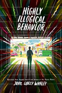 Picture of a book: Highly Illogical Behavior