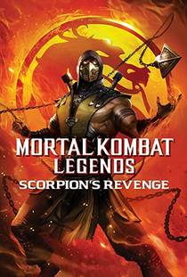 Picture of a movie: Mortal Kombat Legends: Scorpion's Revenge
