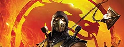 Image of Mortal Kombat Legends: Scorpion's Revenge