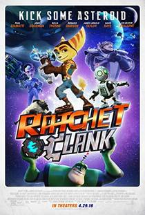 Picture of a movie: Ratchet & Clank