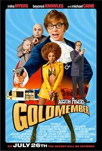Picture of a movie: Austin Powers In Goldmember