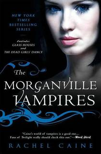 Picture of a book: The Morganville Vampires, Volume 1