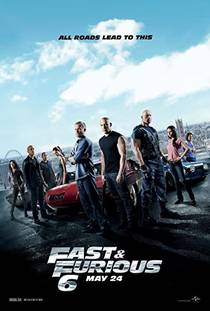 Picture of a movie: Fast & Furious 6