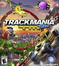 Picture of a game: Trackmania Turbo