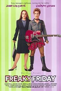 Picture of a movie: Freaky Friday