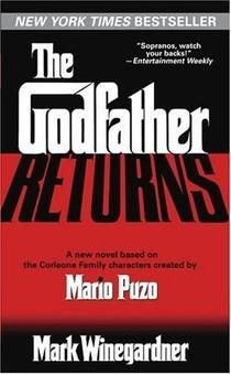 Picture of a book: The Godfather Returns