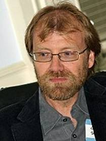 Picture of an author: George Saunders