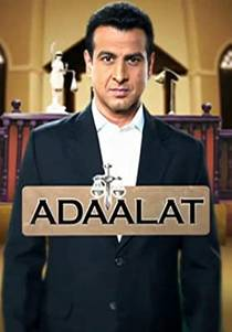 Picture of a TV show: Adaalat