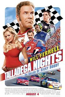 Picture of a movie: Talladega Nights: The Ballad Of Ricky Bobby