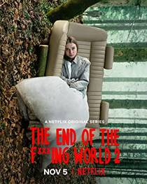 Picture of a TV show: The End Of The F***ing World