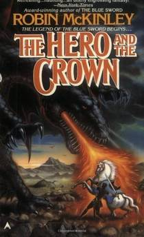 Picture of a book: The Hero And The Crown
