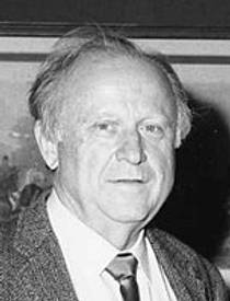 Picture of an author: Frank Herbert