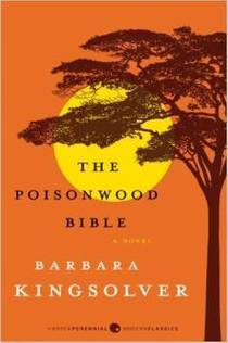 Picture of a book: The Poisonwood Bible