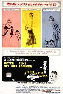 Picture of a movie: A Shot In The Dark