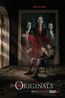Picture of a TV show: The Originals: Awakening
